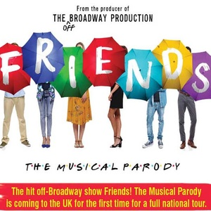Friends The Musical  -  Parody