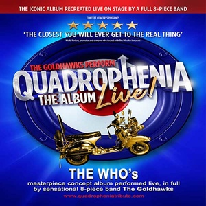 Quadrophenia - The Album - Live